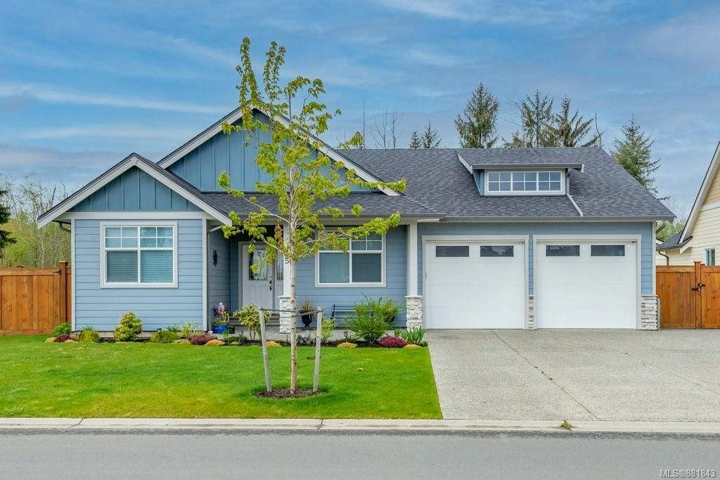 Main Photo: 15 Nikola Rd in : CR Campbell River West House for sale (Campbell River)  : MLS®# 881843