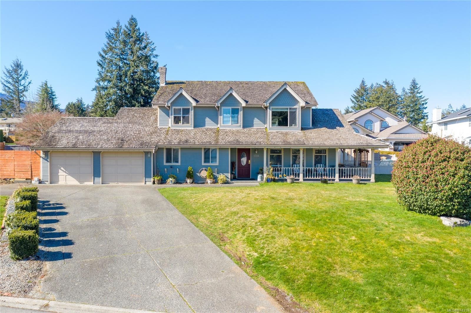 Main Photo: 1794 Latimer Rd in : Na Central Nanaimo House for sale (Nanaimo)  : MLS®# 874311