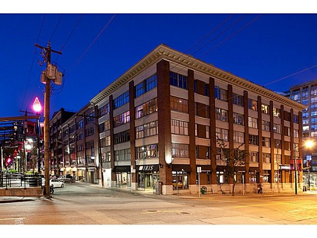 FEATURED LISTING: 410 - 1178 Hamilton Vancouver