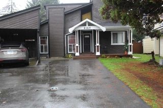Photo 1: 8167 122 Street in Surrey: Queen Mary Park Surrey House for sale : MLS®# R2512755