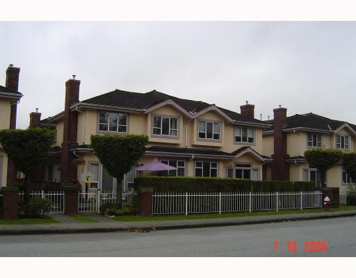 Main Photo: 15 3500 CUNNINGHAM DRIVE in : West Cambie Townhouse for sale : MLS®# V789604