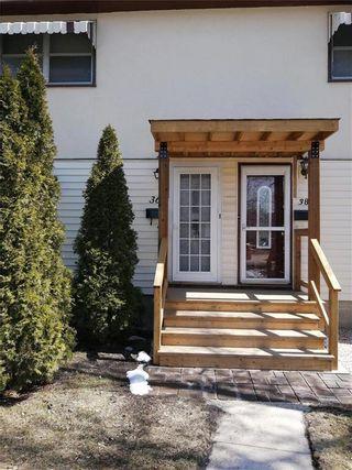 Photo 1: 36 Biscayne Bay in Winnipeg: Fort Garry Residential for sale (1Jw)  : MLS®# 202108823