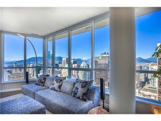 "Photo 7: 3805 833 SEYMOUR Street in Vancouver: Downtown VW Condo for sale in ""CAPITOL RESIDENCES"" (Vancouver West)  : MLS®# V1122249"
