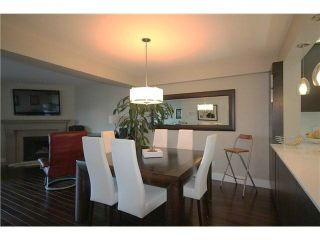 """Photo 5: 1337 W 8TH Avenue in Vancouver: Fairview VW Townhouse for sale in """"FAIRVIEW VILLAGE"""" (Vancouver West)  : MLS®# V1114051"""