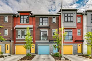 Photo 2: 43 Walden Path SE in Calgary: Walden Row/Townhouse for sale : MLS®# A1124932
