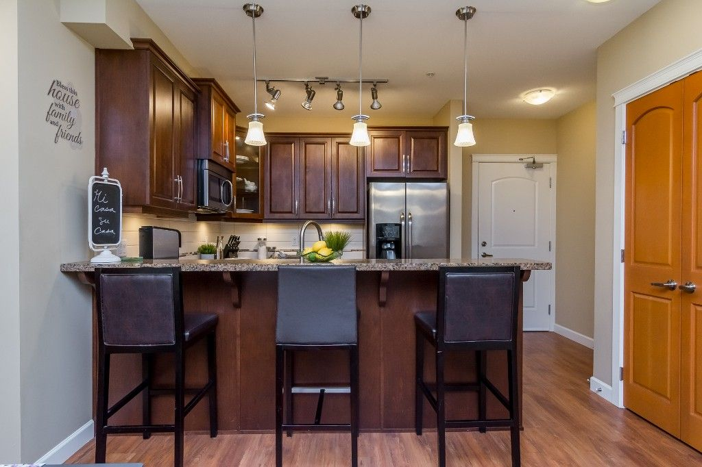 """Photo 11: Photos: 155 8328 207A Street in Langley: Willoughby Heights Condo for sale in """"YORKSON CREEK"""" : MLS®# R2201226"""
