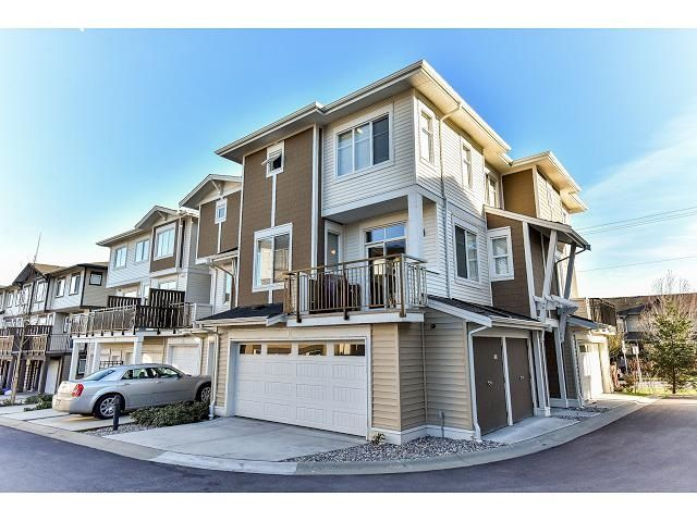 "Main Photo: 14 19433 68 Avenue in Surrey: Clayton Townhouse for sale in ""The Grove"" (Cloverdale)  : MLS®# R2046626"