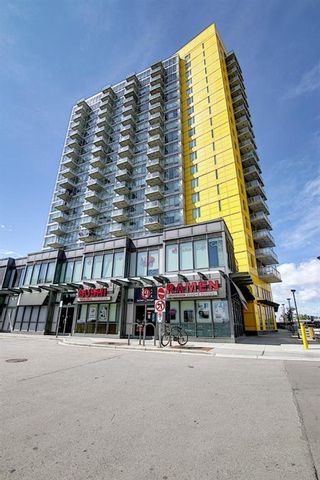 Photo 1: 708 3820 BRENTWOOD Road NW in Calgary: Brentwood Apartment for sale : MLS®# A1021792