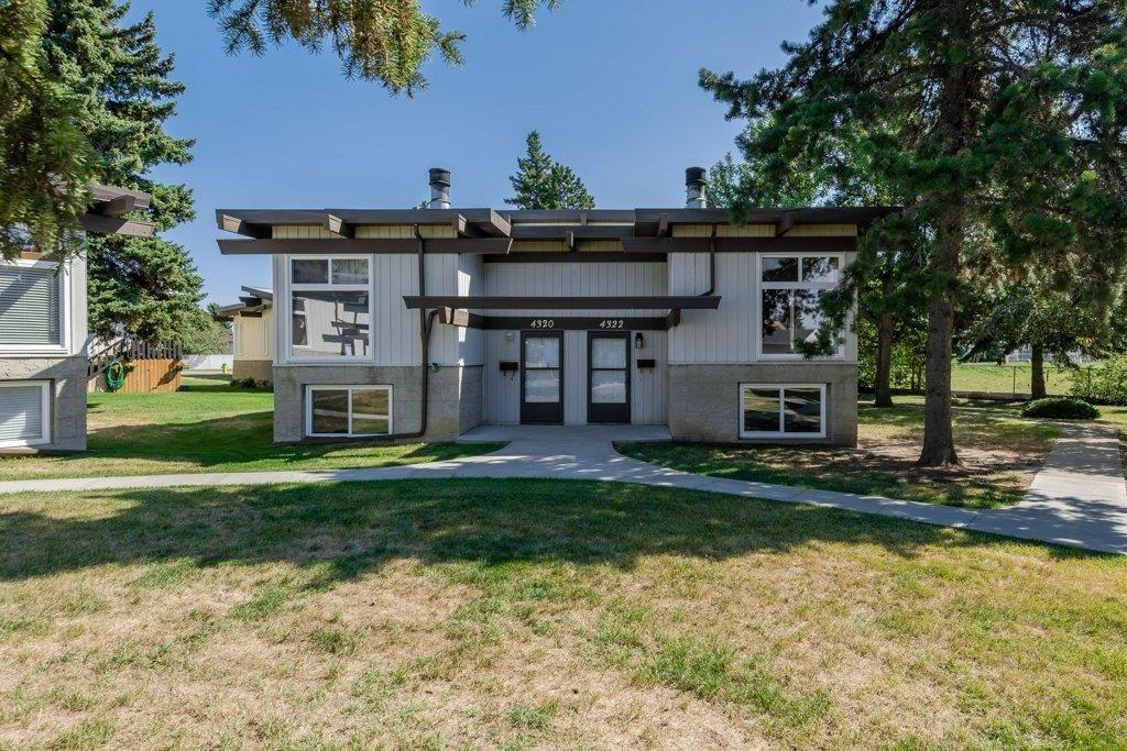 Main Photo: 4322 76 Street in Edmonton: Zone 29 Townhouse for sale : MLS®# E4260493