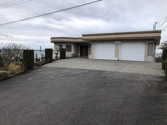 Main Photo: 15596 SEMIAHMOO AVENUE: White Rock House for sale (South Surrey White Rock)  : MLS®# R2554666