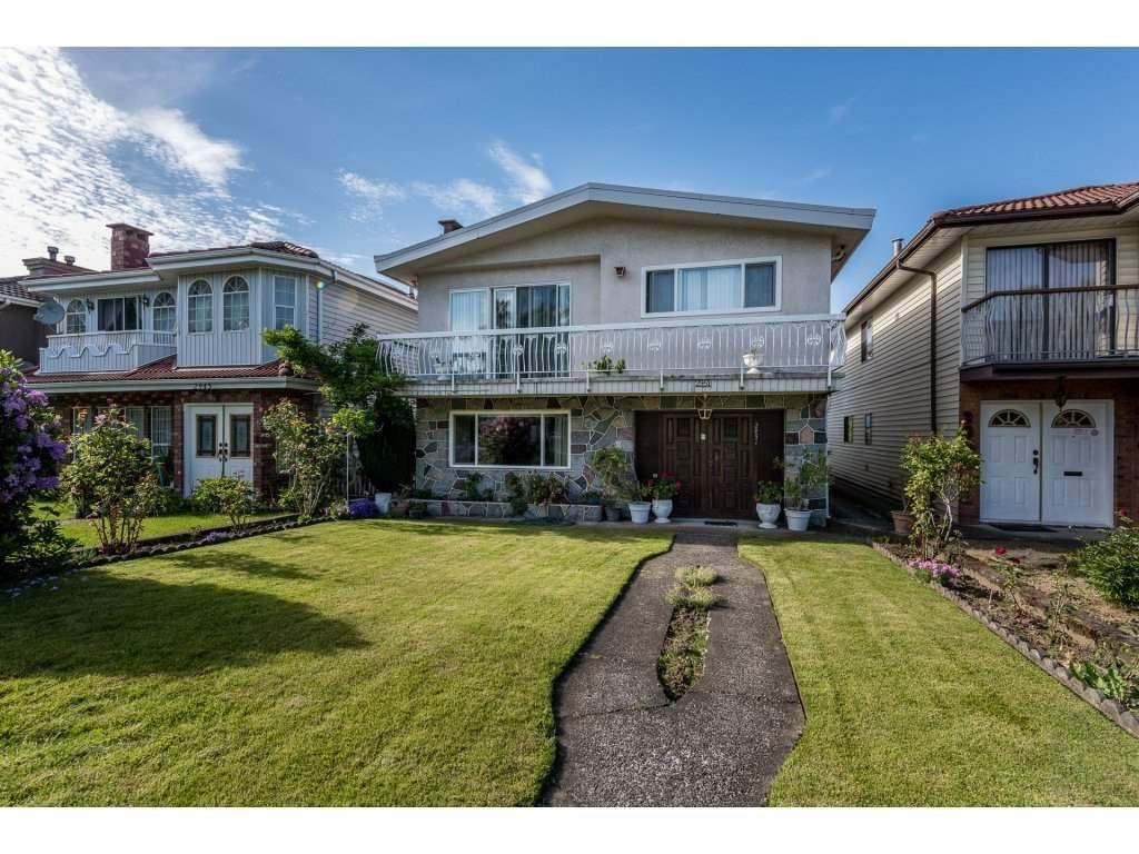 Main Photo: 2951 GRAVELEY Street in Vancouver: Renfrew VE House for sale (Vancouver East)  : MLS®# R2174134