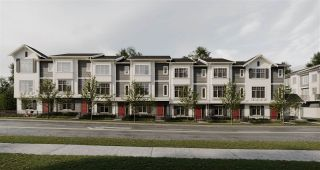 """Photo 1: 7 2033 MCKENZIE Road in Abbotsford: Central Abbotsford Townhouse for sale in """"MARQ"""" : MLS®# R2543189"""