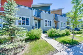 Photo 1: 43 1480 Watt Drive in Edmonton: Zone 53 Townhouse for sale : MLS®# E4250367