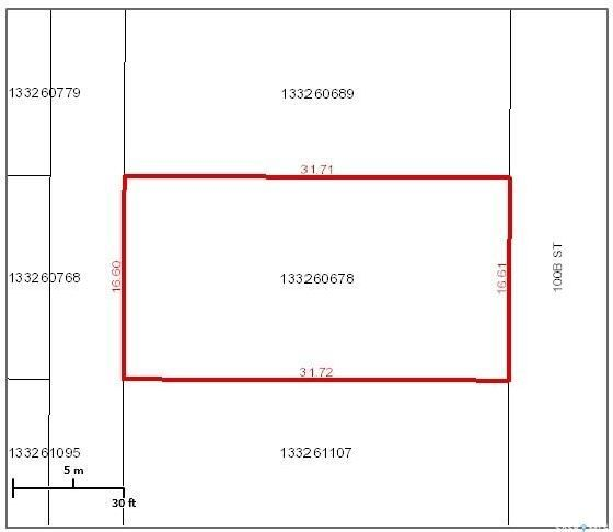 Main Photo: 2103 100B Street in Tisdale: Lot/Land for sale : MLS®# SK813319