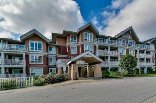 Photo 1: 417 6440 194 Street in Surrey: Clayton Condo for sale (Cloverdale)  : MLS®# R2091537