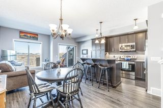 Photo 10: 603 101 SUNSET Drive: Cochrane Row/Townhouse for sale : MLS®# A1031509