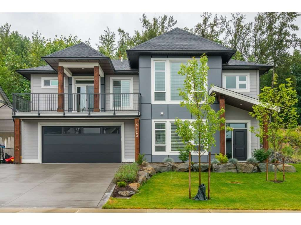 Main Photo: 51164 LUDMILA Place in Chilliwack: Eastern Hillsides House for sale : MLS®# R2484300