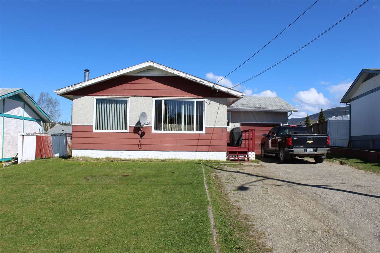 Main Photo: 6 GRAYLING Crescent in Mackenzie: Mackenzie -Town House for sale (Mackenzie (Zone 69))  : MLS®# R2583515