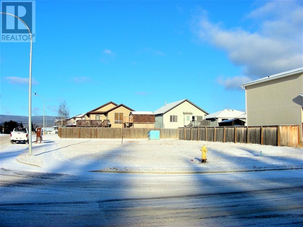 Main Photo: 293 Boutin Avenue in Hinton: Vacant Land for sale : MLS®# A1087473