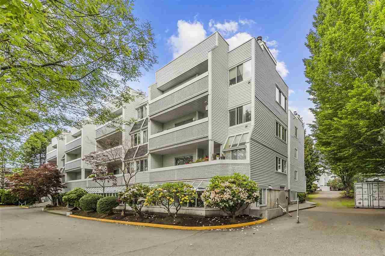 """Main Photo: 320 7431 BLUNDELL Road in Richmond: Brighouse South Condo for sale in """"Canterbury Court"""" : MLS®# R2459218"""