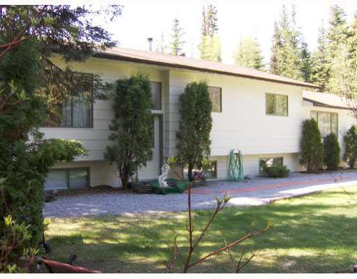 Main Photo: 7945 PAMBENA ROAD in : Chief Lake Road House for sale : MLS®# N172153