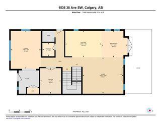 Photo 39: 1536 38 Avenue SW in Calgary: Altadore Semi Detached for sale : MLS®# A1021932