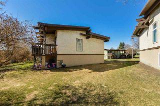 Photo 27: 480 Lee Ridge Road in Edmonton: Zone 29 Townhouse for sale : MLS®# E4242025