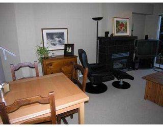 """Photo 4: 6 3160 W 4TH AV in Vancouver: Kitsilano Townhouse for sale in """"AVANTI"""" (Vancouver West)  : MLS®# V543093"""