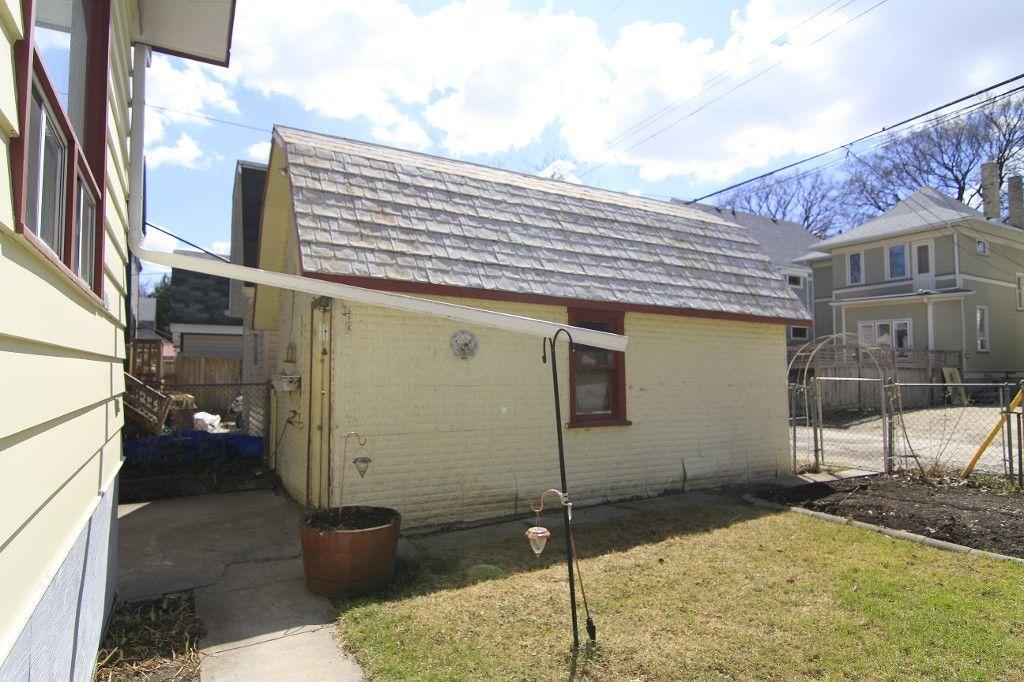 Photo 49: Photos: 118 Home Street in Winnipeg: Wolseley Duplex for sale (West Winnipeg)  : MLS®# 1308790