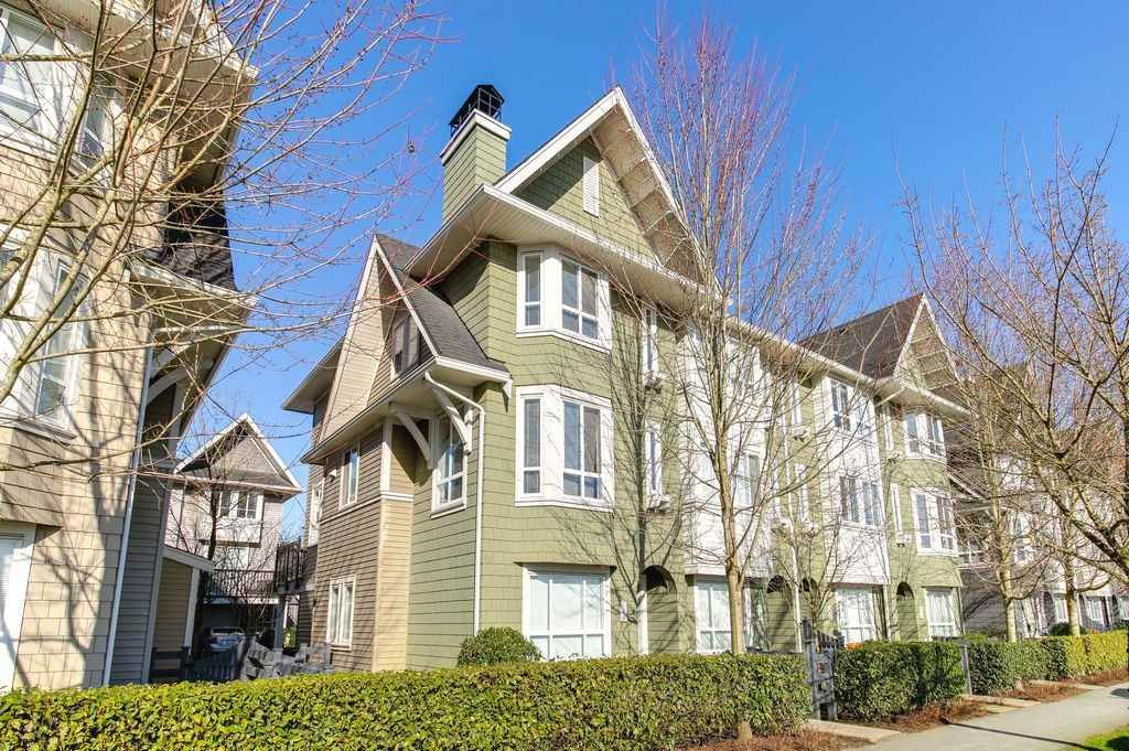 Main Photo: 130 2418 Avon Place in Port Coquitlam: Riverwood Townhouse for sale : MLS®# R2239364