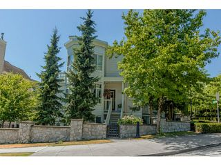 Photo 1: 7401 MAGNOLIA TE in Burnaby: Highgate Townhouse for sale (Burnaby South)  : MLS®# V1131731