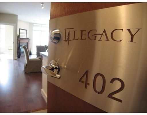 """Photo 4: Photos: 402 6333 LARKIN Drive in Vancouver: University VW Condo for sale in """"LEGACY"""" (Vancouver West)  : MLS®# V646496"""