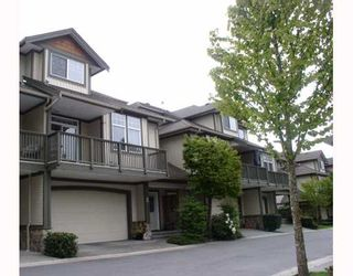 "Photo 1: 39 23281 KANAKA Way in Maple_Ridge: Cottonwood MR Townhouse for sale in ""Woodridge on the Creek"" (Maple Ridge)  : MLS®# V765126"