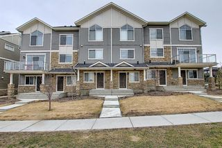 Main Photo: 1661 Symmon valley Parkway in Calgary: Evanston Row/Townhouse for sale : MLS®# A1103351