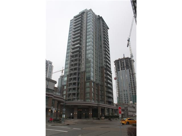 Main Photo: 2708 1155 THE HIGH STREET in : North Coquitlam Condo for sale : MLS®# V1097437