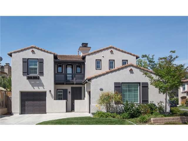 Main Photo: SAN MARCOS House for sale : 4 bedrooms : 496 Camino Verde