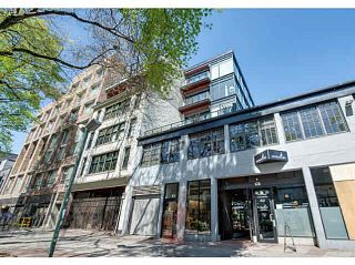 """Photo 17: 604 12 WATER Street in Vancouver: Downtown VW Condo for sale in """"WATER STREET GARAGE"""" (Vancouver West)  : MLS®# V1119497"""