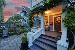 Photo 3: 1242 Faithful St in : Vi Fairfield West House for sale (Victoria)  : MLS®# 845662