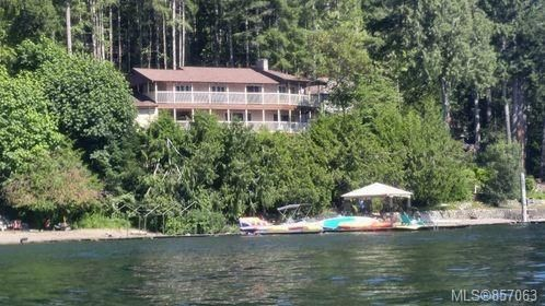 Main Photo: 8548 Stirling Arm Dr in : PA Sproat Lake House for sale (Port Alberni)  : MLS®# 857063