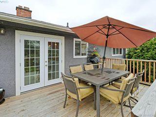 Photo 4: 593 Agnes St in VICTORIA: SW Glanford Half Duplex for sale (Saanich West)  : MLS®# 809610