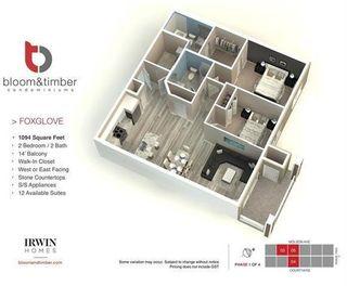 Photo 22: 327 1505 Molson Street in Winnipeg: Oakwood Estates Condominium for sale (3H)  : MLS®# 202123967