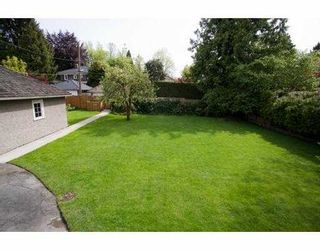 Photo 2: 1658 W 28TH AV in Vancouver: Shaughnessy House for sale (Vancouver West)  : MLS®# V821276