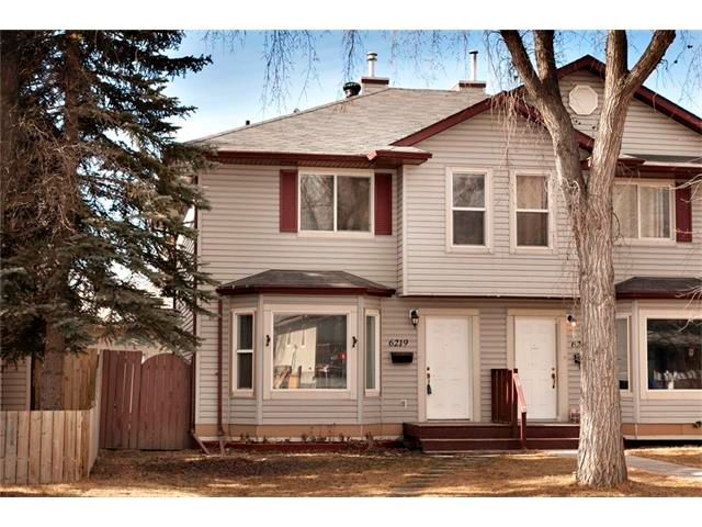 Main Photo: 6219 18A Street SE in Calgary: Ogden House for sale : MLS®# C4052892