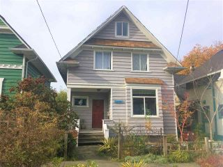 "Photo 1: 1915 LAKEWOOD Drive in Vancouver: Grandview VE House for sale in ""The Drive"" (Vancouver East)  : MLS®# R2319499"