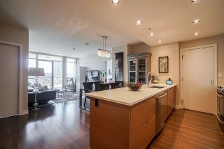"""Main Photo: 704 2077 ROSSER Avenue in Burnaby: Brentwood Park Condo for sale in """"Vantage"""" (Burnaby North)  : MLS®# R2569784"""