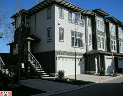"Main Photo: 135 18777 68A Avenue in Surrey: Clayton Townhouse for sale in ""COMPASS"" (Cloverdale)  : MLS®# F1004663"