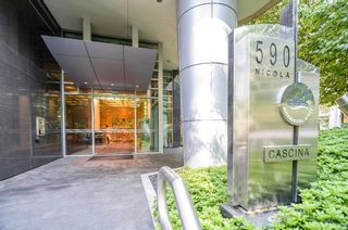 """Photo 6: 2303 590 NICOLA Street in Vancouver: Coal Harbour Condo for sale in """"CASCINA"""" (Vancouver West)  : MLS®# R2587665"""