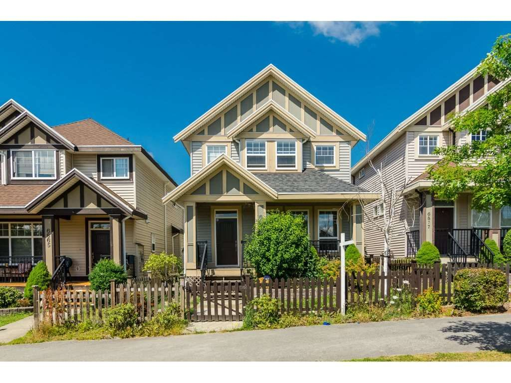 Main Photo: 6871 196 STREET in Surrey: Clayton House for sale (Cloverdale)  : MLS®# R2287647