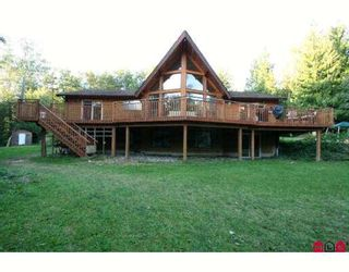 """Photo 1: 49937 ELK VIEW Road in Sardis: Ryder Lake House for sale in """"S"""" : MLS®# H2804895"""