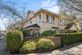 Photo 1: 7 1019 North Park St in : Vi Central Park Row/Townhouse for sale (Victoria)  : MLS®# 871444